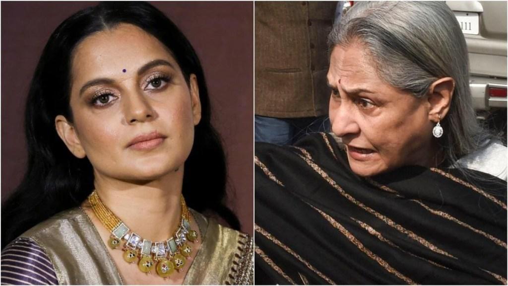 Kangana Ranaut Hits Back At Jaya Bachchan, Asks If She Would Say The Same Thing If Her Son Abhishek Was Found Hanging Or Daughter Shweta Was Drugged!