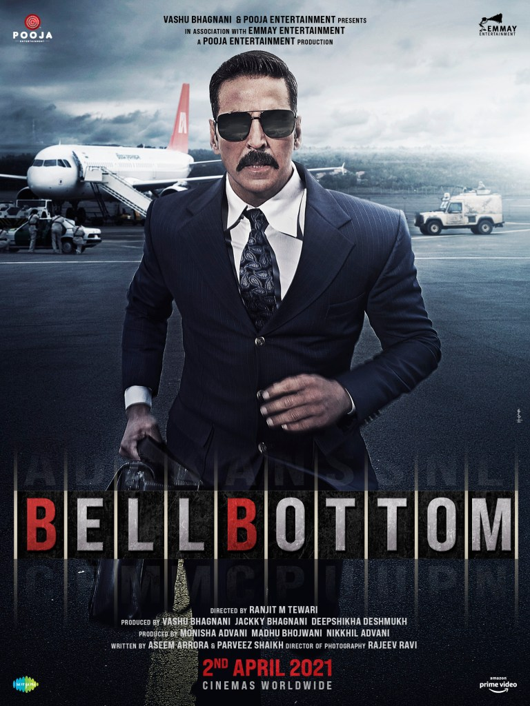It's A Wrap For Akshay Kumar Starrer Bell Bottom, New Poster OUT!