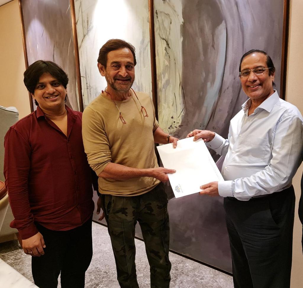 Nh Studioz To Produce Mahesh Manjrekar's Untitled Next Dream Project In Marathi