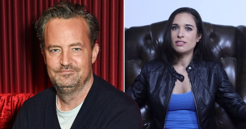 Matthew Perry Got Engaged With His Long Time Girlfriend Molly Hurwitz