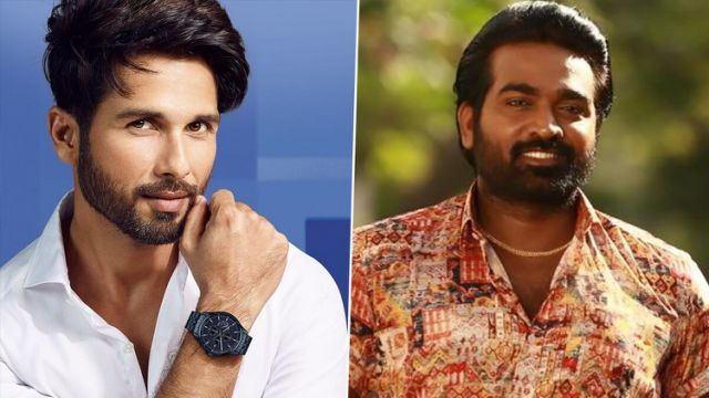 Shahid Kapoor & Vijay Sethupathi's Web Series Now Have An Exciting Title, Details INSIDE!