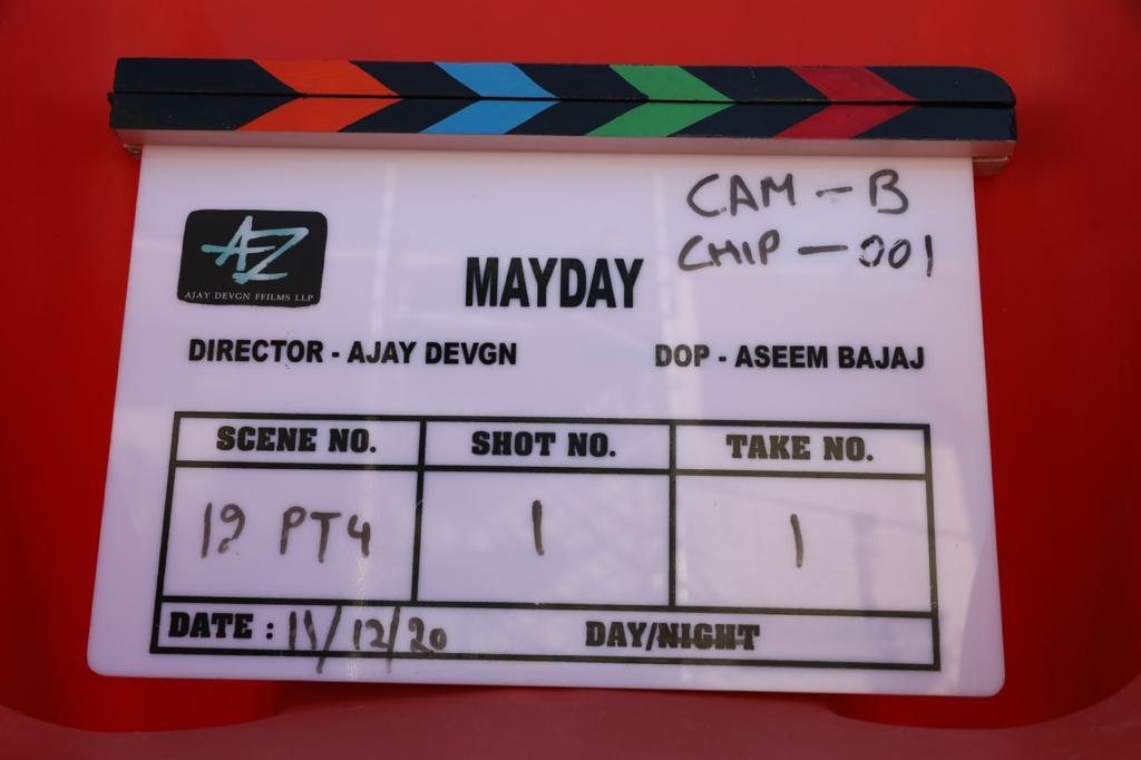 Ajay Devgn, Amitabh Bachchan, Rakul Preet Singh, Angira Dhar Starrer Mayday Shoot Begins Today In Hyderabad