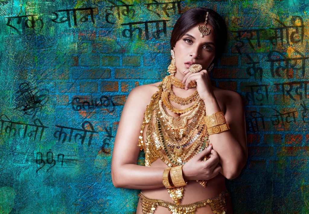 """The Makers Of Richa Chadha Starrer Shakeela Release The First Song From The Biopic, """"Tera Ishq Satave"""" By Meet Bros & Khushboo Grewal"""