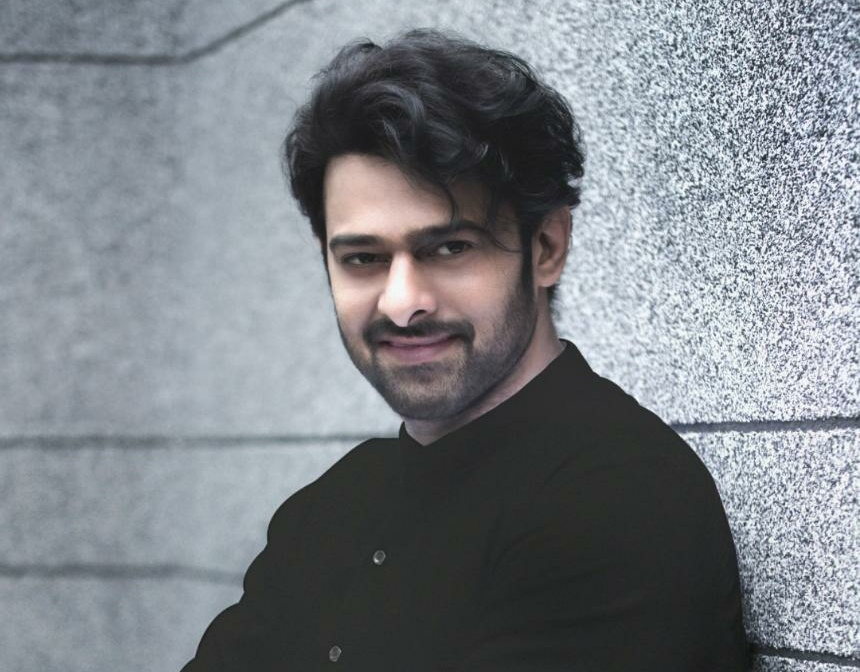 Prabhas Is Never On A Break, The Pan - India Star Is Always Up And Running