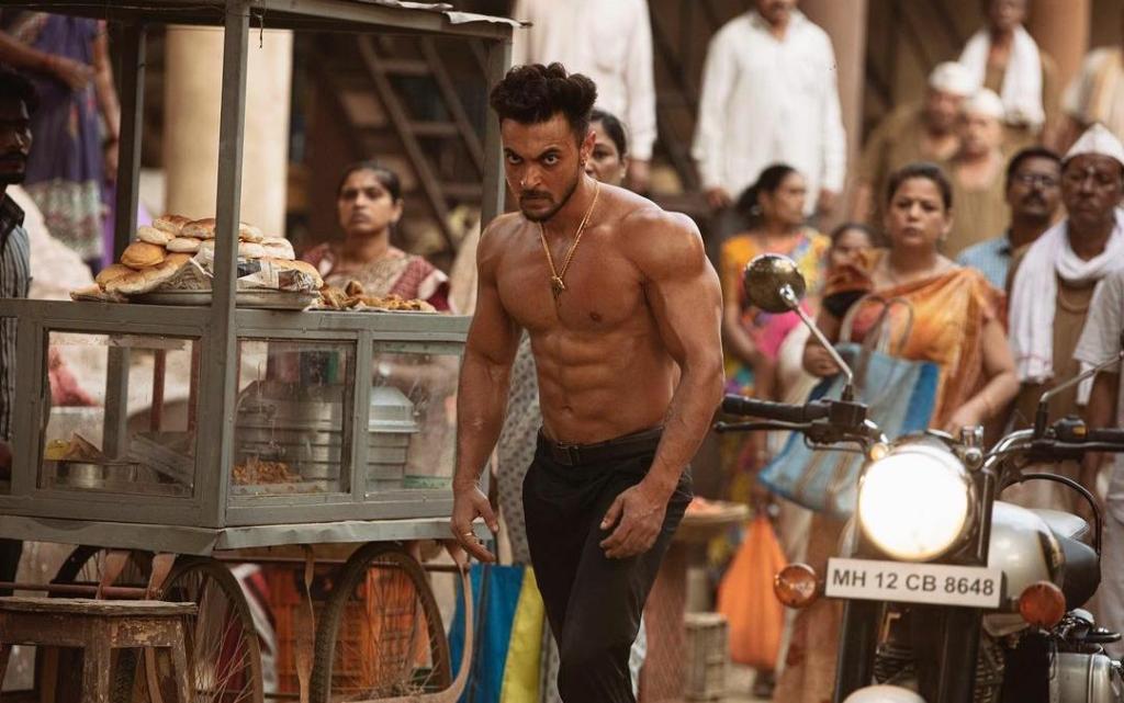 Aayush Sharma Thanks Salman Khan, Mahesh Manjrekar & The Audience For Terrific Response To Antim…The Final Truth's first look