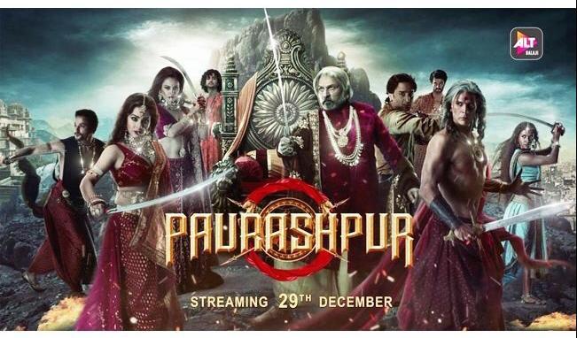 ALTBalaji And ZEE5's Magnum Opus 'Paurashpur' Was Shot In Just 22 Days!