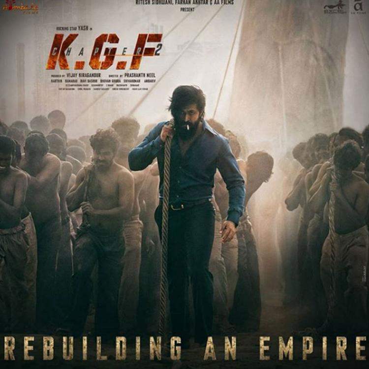 Producer Karthik Gowda CONFIRMS The Release Of KGF Chapter 2 Teaser on Yash's Birthday