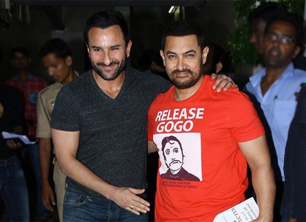Aamir Khan Backs Of From The Remake Of Vikram Vedha, Saif Ali Khan Is Still A Part Of The Film