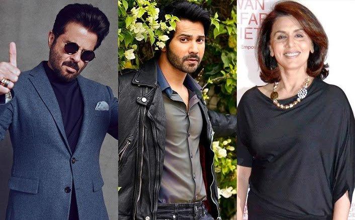 Neetu Kapoor, Varun Dhawan, And Raj Mehta Tested Positive For Covid19 Amid The Shooting Of Jug Jugg Jeeyo, Anil Kapoor Tests Negative!