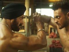 Salman Khan Unveils Aayush Sharma's First Look From Mahesh Manjrekar's ANTIM-THE FINAL TRUTH