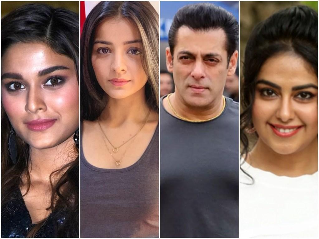 Avika Gor Leaves Salman Khan, Aayush Sharma's Anthim; Saiee Manjrekar, Mahima Makwana Joins The Cast?