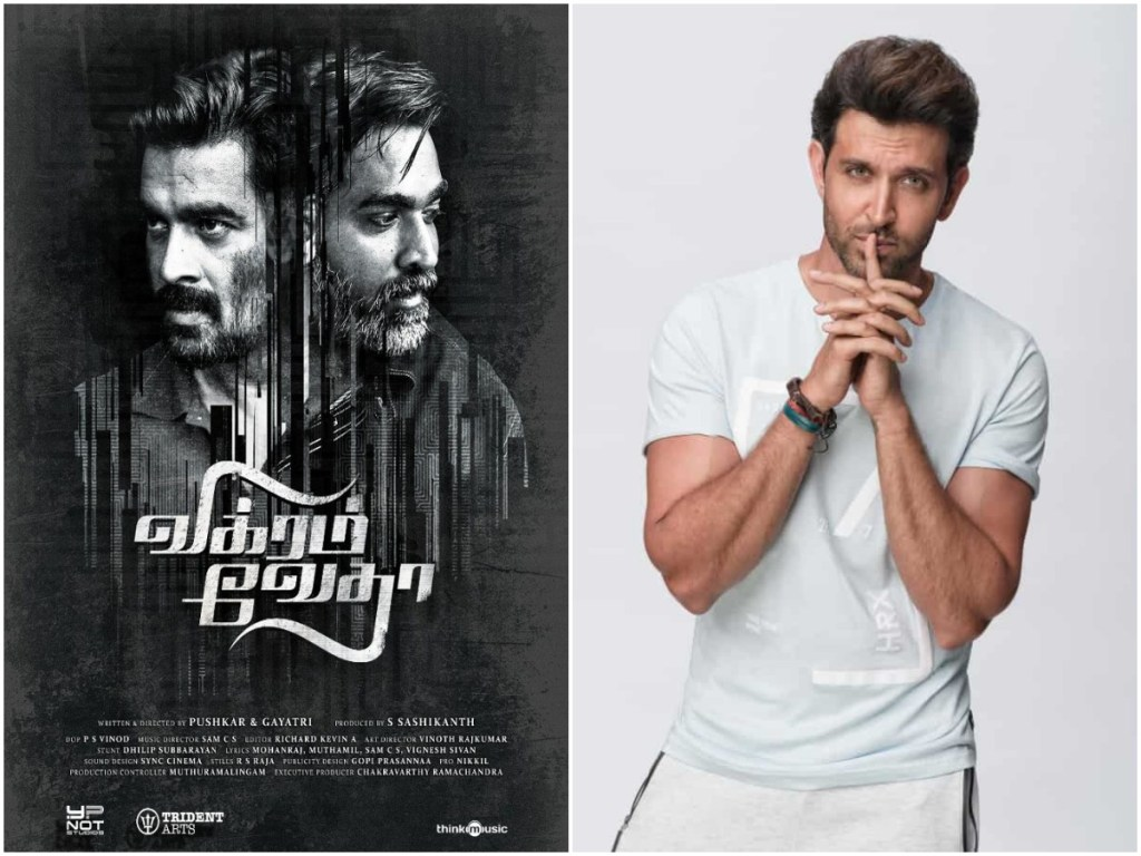 After Aamir Khan's Exit, Hrithik Roshan Comes On Board For The Hindi Remake Of Vikram Vedha!