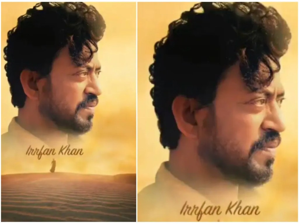Irrfan Khan's Last Film 'The Song Of Scorpions' Is Slated To Release In 2021