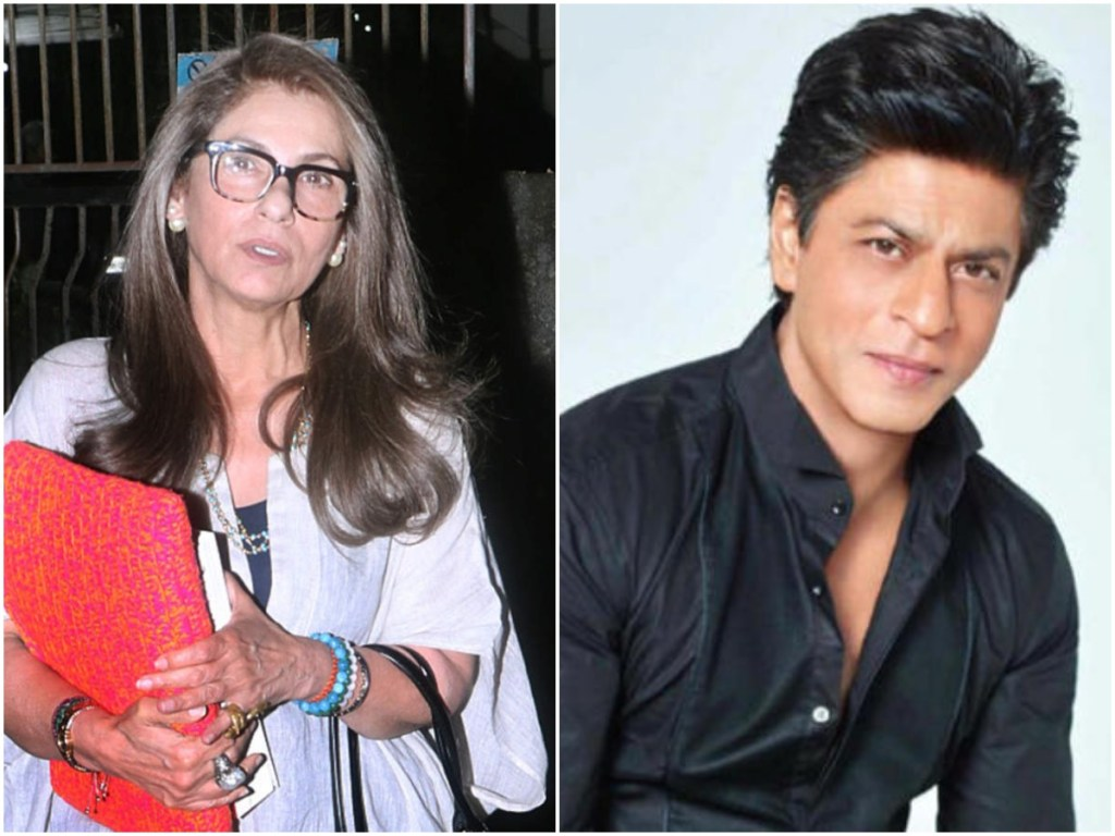 Dimple Kapadia Plays A RAW Agent In Shah Rukh Khan's Pathan, Begins Shooting!