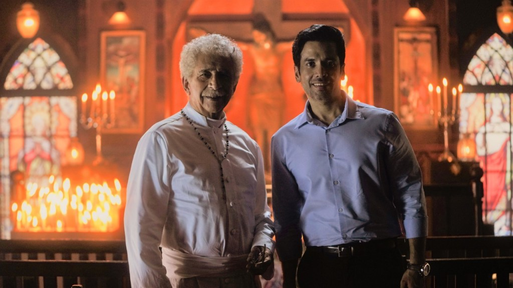 Tusshar Kapoor Starts Working On His Next Production Titled 'Maarrich' With Naseeruddin Shah