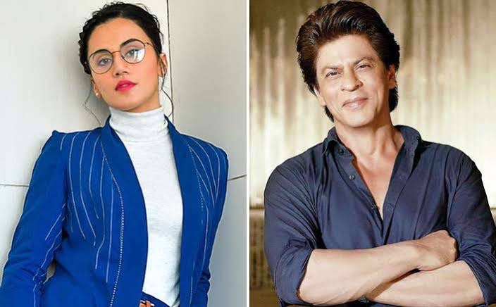 Taapsee Pannu To Be A Part Of Shah Rukh Khan Starrer Rajkumar Hirani Film Or Not? Here Is What Taapsee Says About This!