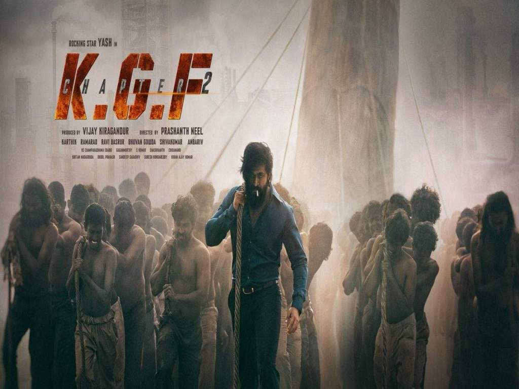 2 days To Go For KGF Chapter 2 Teaser Release; Here Is Gglimpse Of Raveena Tandon From The Film