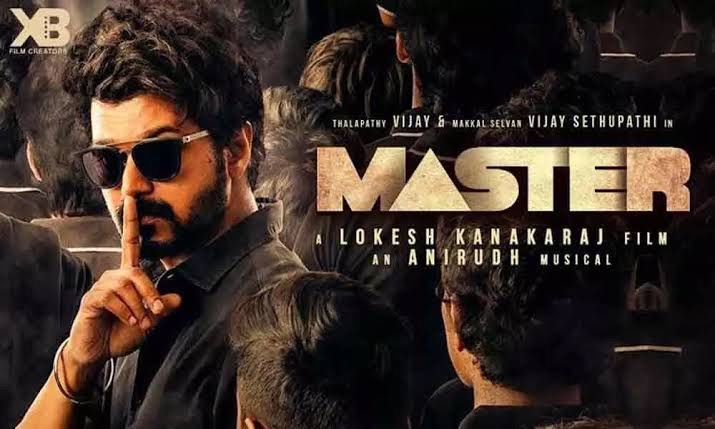 Twitter Gives An Amazing Emoji To Vijay's Master And Fans Can't Keep Calm About It!