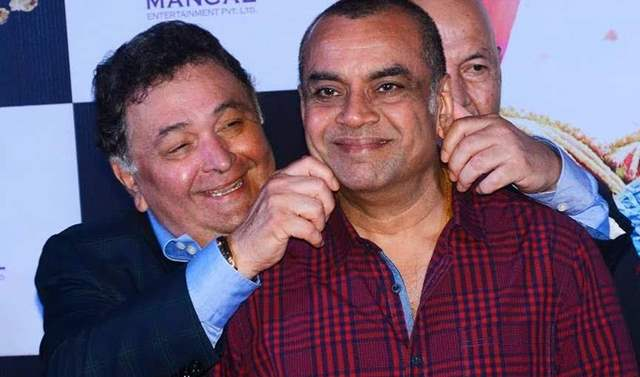 'Sharmaji Namkeen', Rishi Kapoor's Last Film, Will Be Released In Theatres This Year, Paresh Rawal To Complete His Remaining Portions