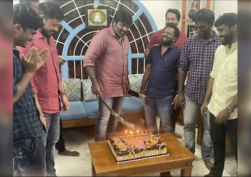 Vijay Sethupathi Releases Public Apology For Cutting His Birthday Cake With A Sword