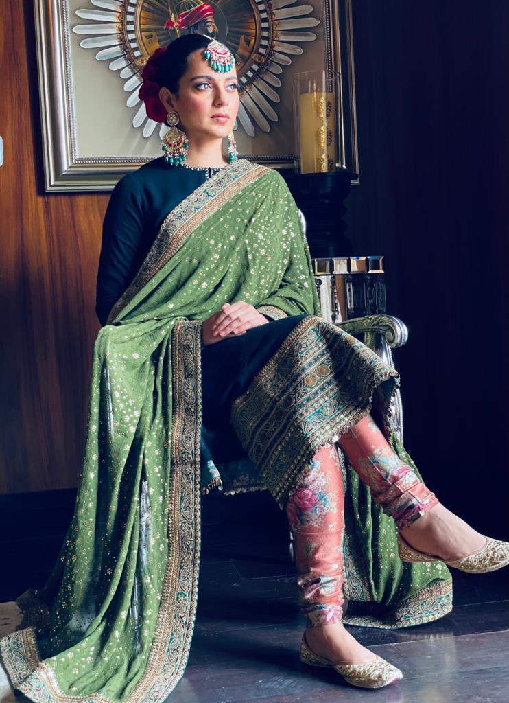 Kangana Ranaut To Reunite With Kamal Jain For The Second Instalment Of Manikarnika