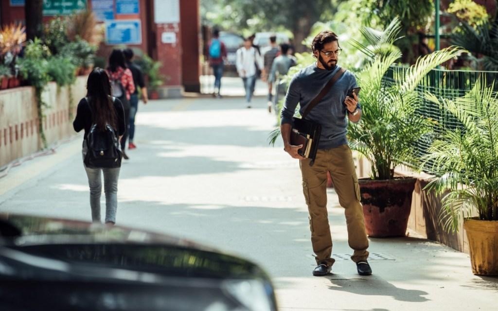 Dino Morea Studied 'Professors' In Films And Shows To Prepare For Tandav