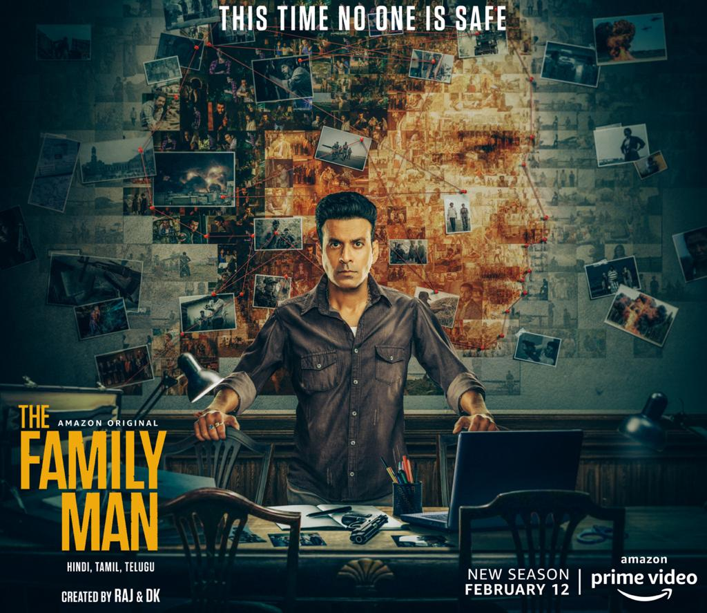 Where Is Srikant Tiwari? Friends And family Try To Unravel This Mystery In This Teaser Video Of Manoj Bajpayee's 'The Family Man'