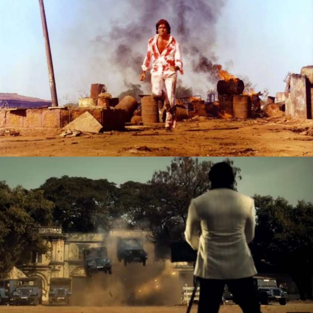 Superstar Yash's Entry Scene In The Teaser Of KGF Chapter:2 Reminds Us Of Amitabh Bachchan's Agneepath; Here's Why!