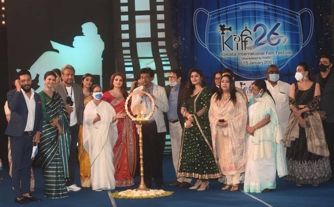 Superstar Shah Rukh Khan Virtually Inaugurated The Kolkata International Film Festival 2021