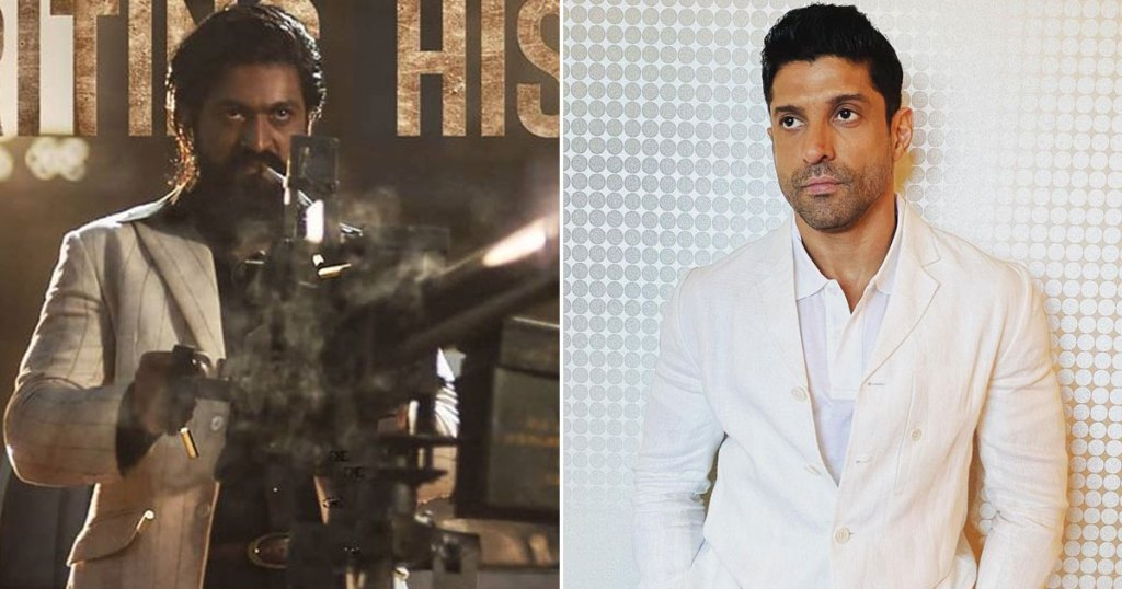 Farhan Akhtar Led Excel Entertainment Buys Hindi Rights Of KGF Chapter 2 At THIS Whopping Amount?