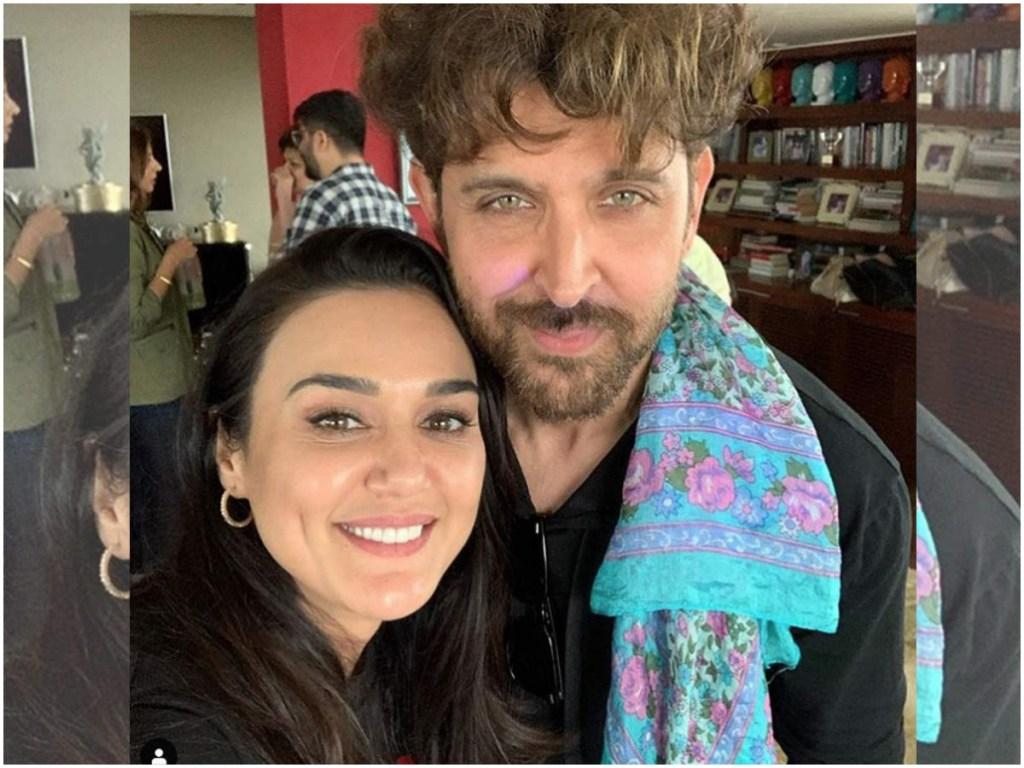 Preity Zinta Turns Producer For A Web Show Starring Hrithik Roshan