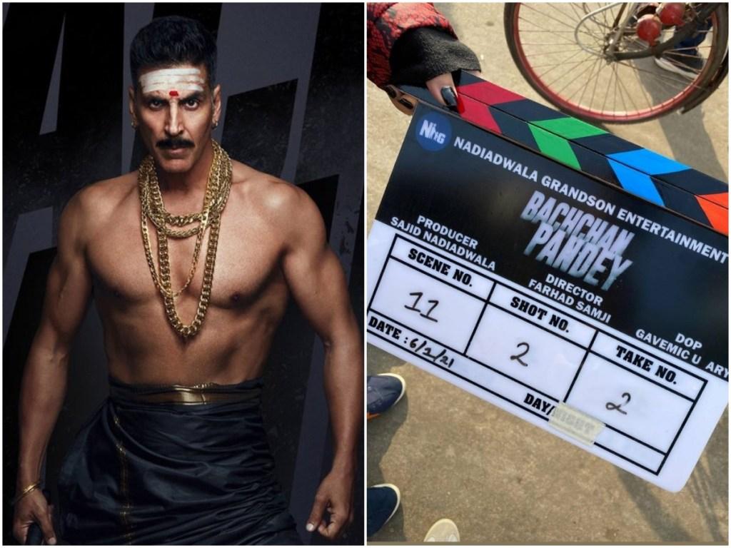 Akshay Kumar, Kriti Sanon Starrer Bachchan Pandey Starts Shoot In Jaisalmer