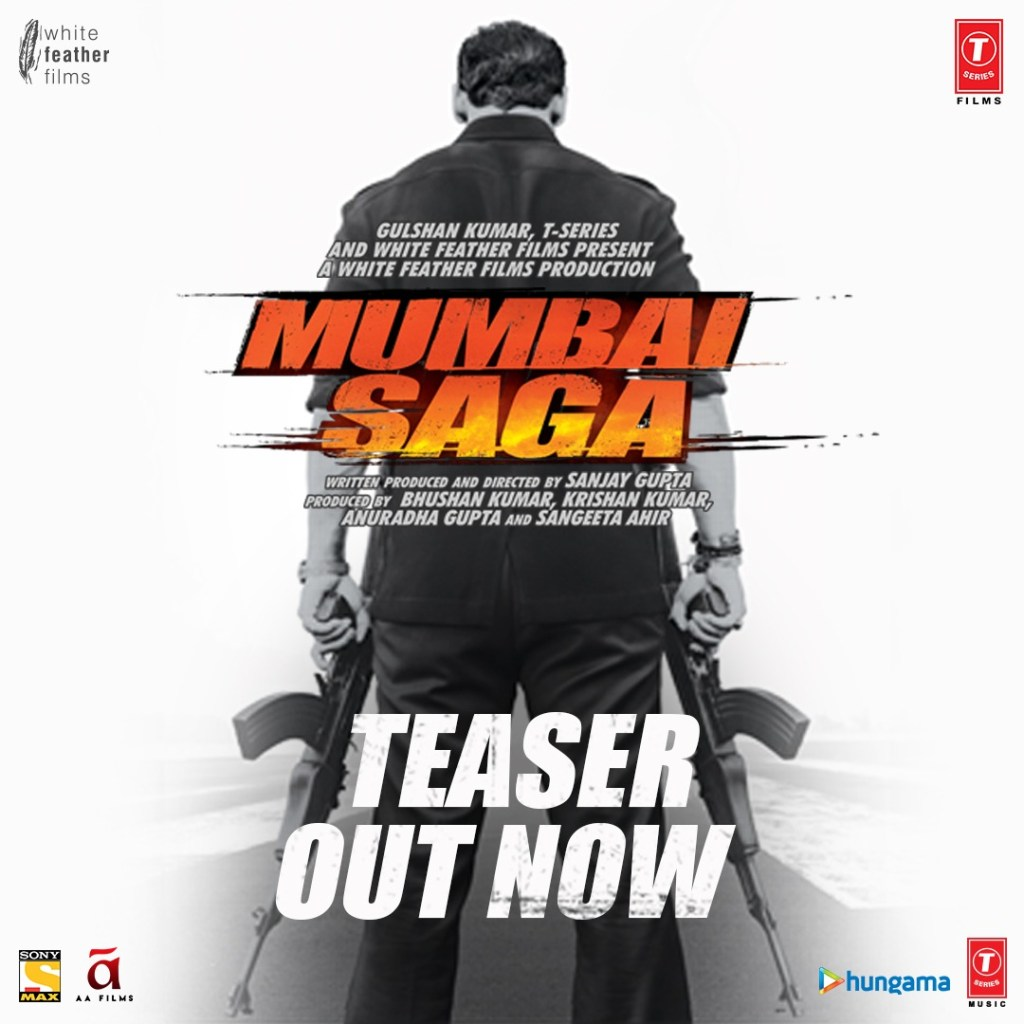 Mumbai Saga Teaser: John Abraham & Emraan Hashmi Are Bringing Us An Action Packed Film With Style And Thrill!
