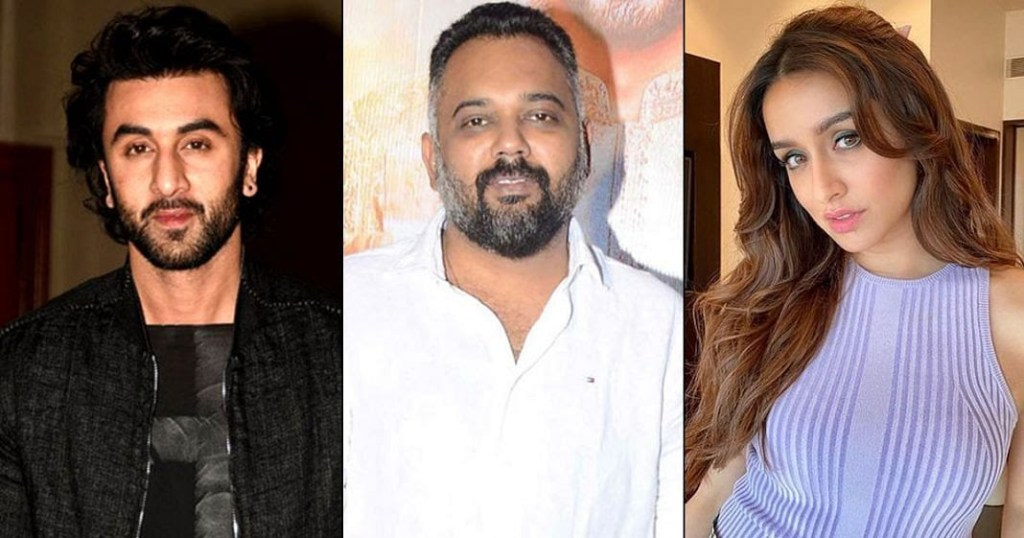 Shraddha Kapoor Wraps Up Her First Schedule Of 2021 For Luv Ranjan's Film Also Starring Ranbir Kapoor