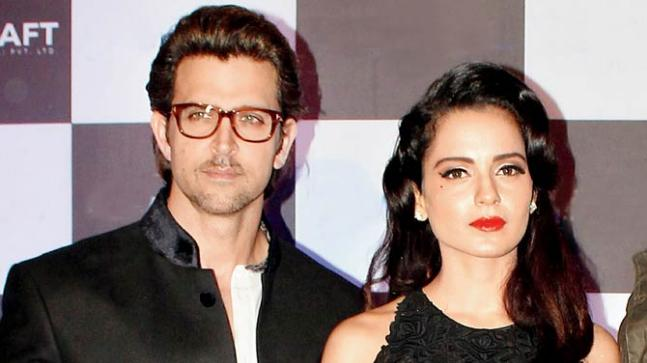 Hrithik Roshan Gets Summoned By Crime Intelligence Unit To Record His Statement Against Kangana Ranaut