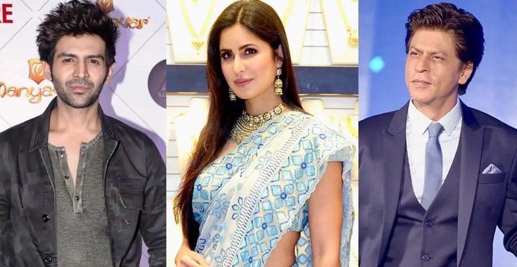 Kartik Aaryan And Katrina Kaif To Come Together For 'Freddy', Backed By Shah Rukh Khan