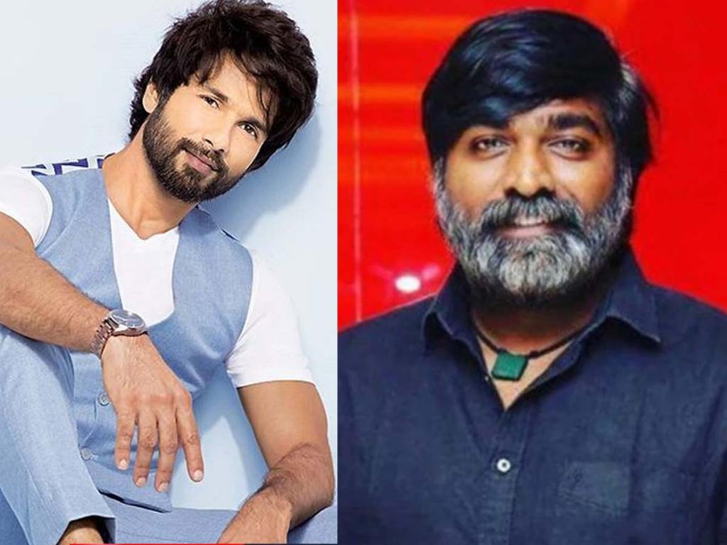 Vijay Sethupathi Is Getting A Much Bigger Sum Compared To Shahid Kapoor For Raj And DK's Web Series Titled SUNNY!