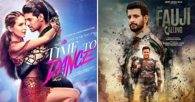 Fauji Calling & Time To Dance Fails Miserably At The Box Office