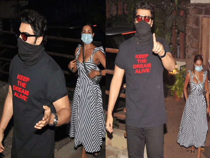 Arjun Kapoor Loses His Cool At A Paparazzi As He Climbs Up Kareena Kapoor's Building