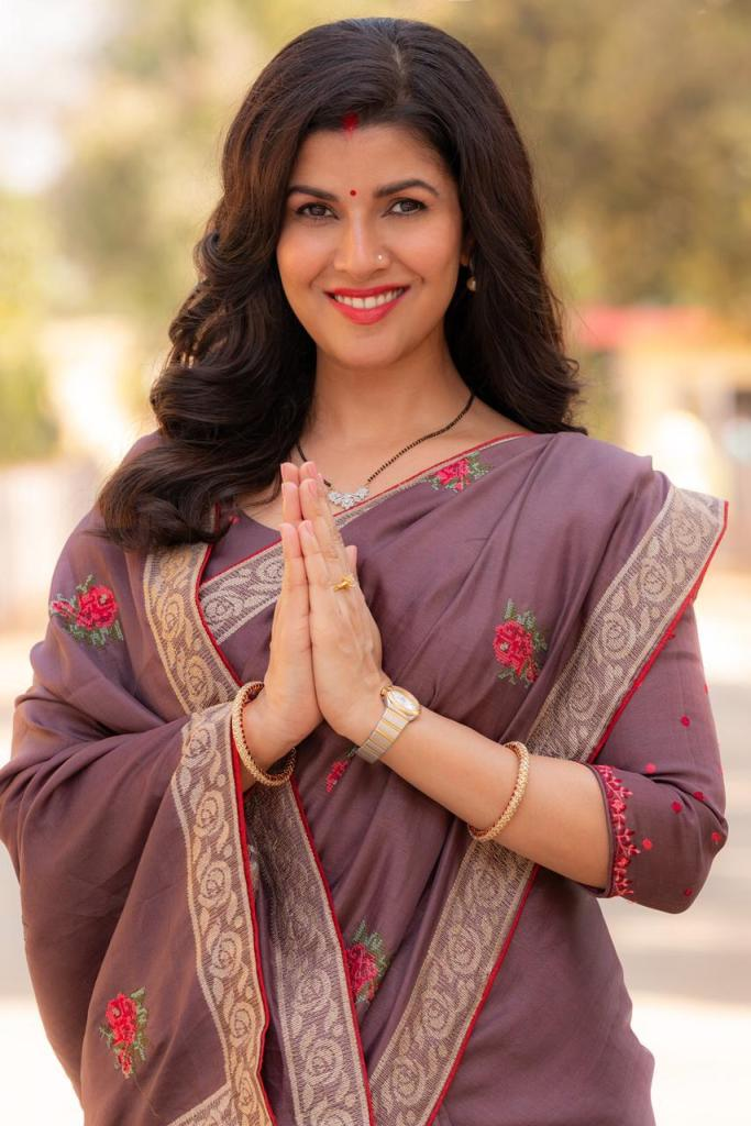 On Woman's Day, The Makers Of Dasvi Released A New Still Featuring Nimrat Kaur