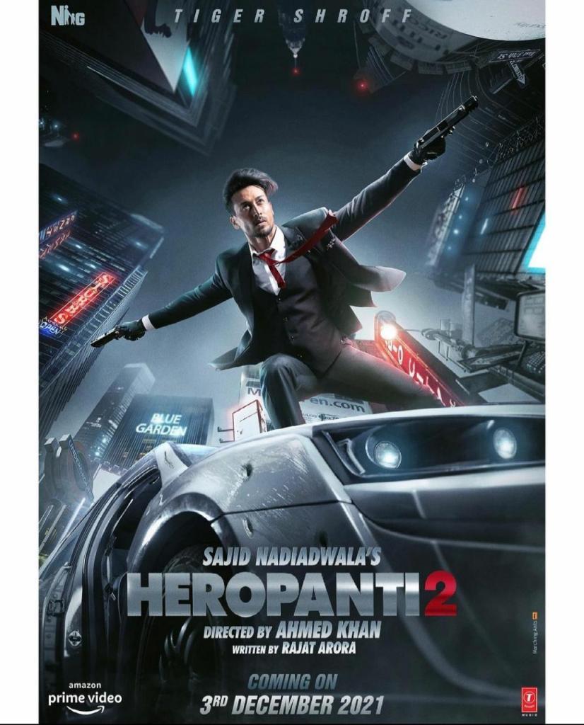 Tiger Shroff To Start Shooting For Sajid Nadiadwala's Heropanti 2 From April 3 In Mumbai