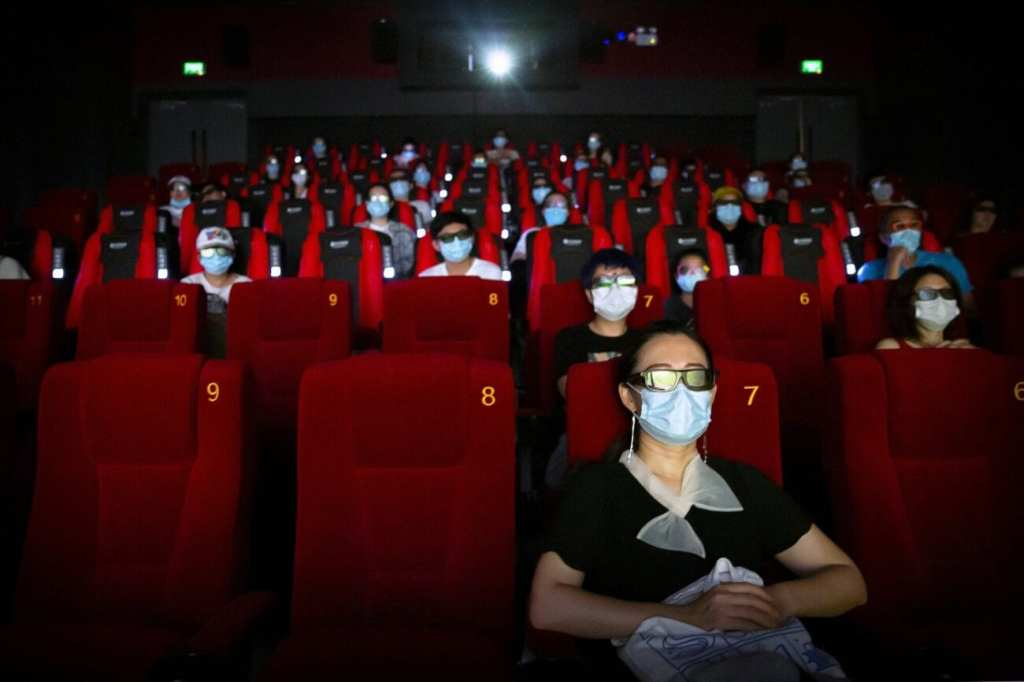 BMC Asks Theater Owners To Allow ONLY 50% Capacity