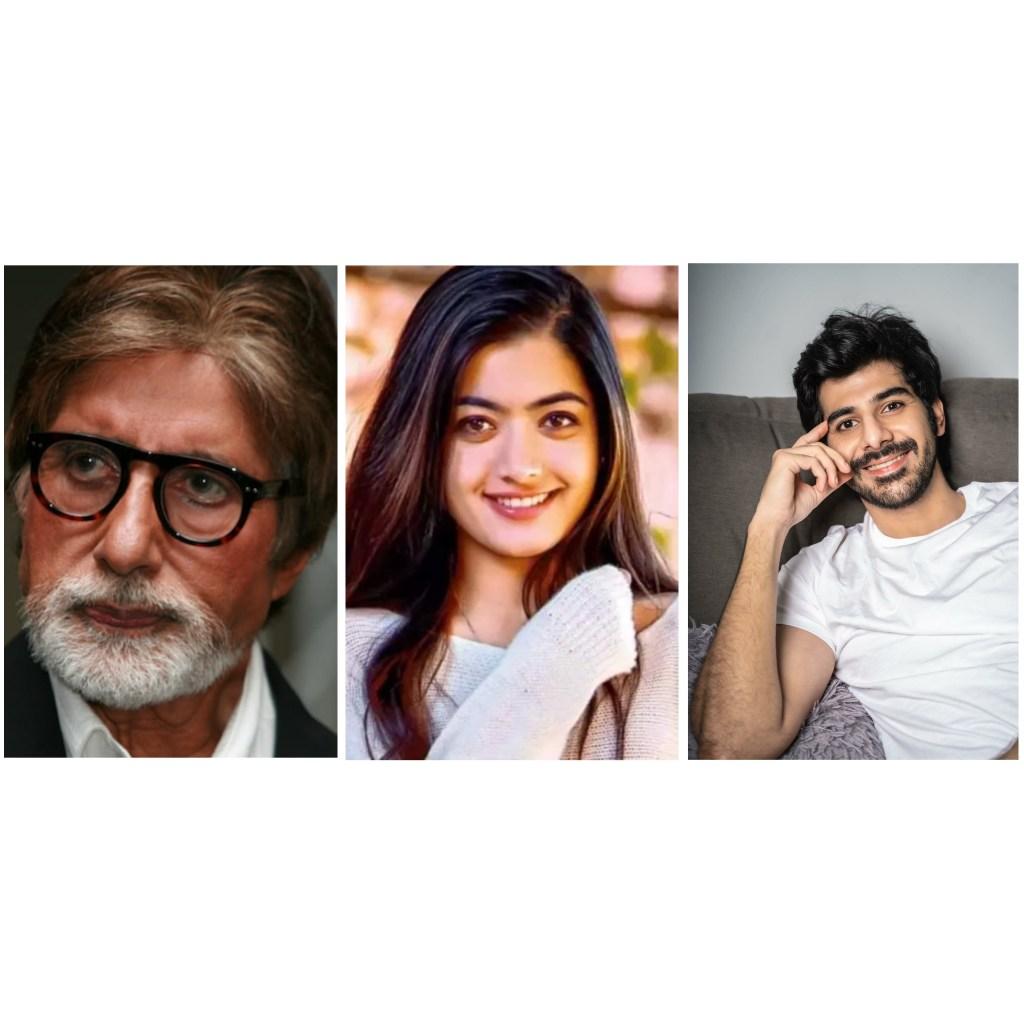 GOODBYE: Pavail Gulati Joins Amitabh Bachchan-Rashmika Mandanna-Neena Gupta In Balaji Telefilms-Reliance Entertainment's Film