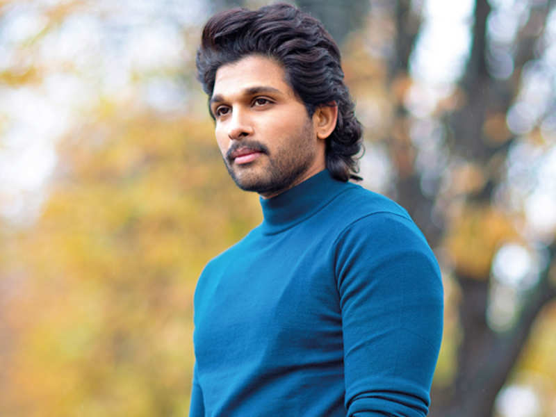 South Superstar Allu Arjun Tests Positive For Covid-19, Requests Fans Not To Worry As He's Doing Fine!