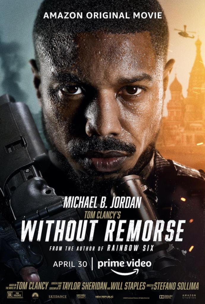 Final Trailer Of Amazon Prime Video's 'Without Remorse' Starring Michael B. Jordan Is OUT Now!