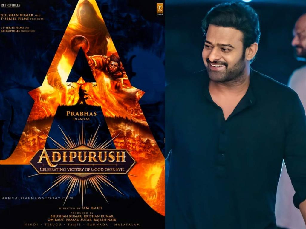 After An Unofficial Announcement, Prabhas' Fans Demand Update From Makers For Adipurush On Ram Navami