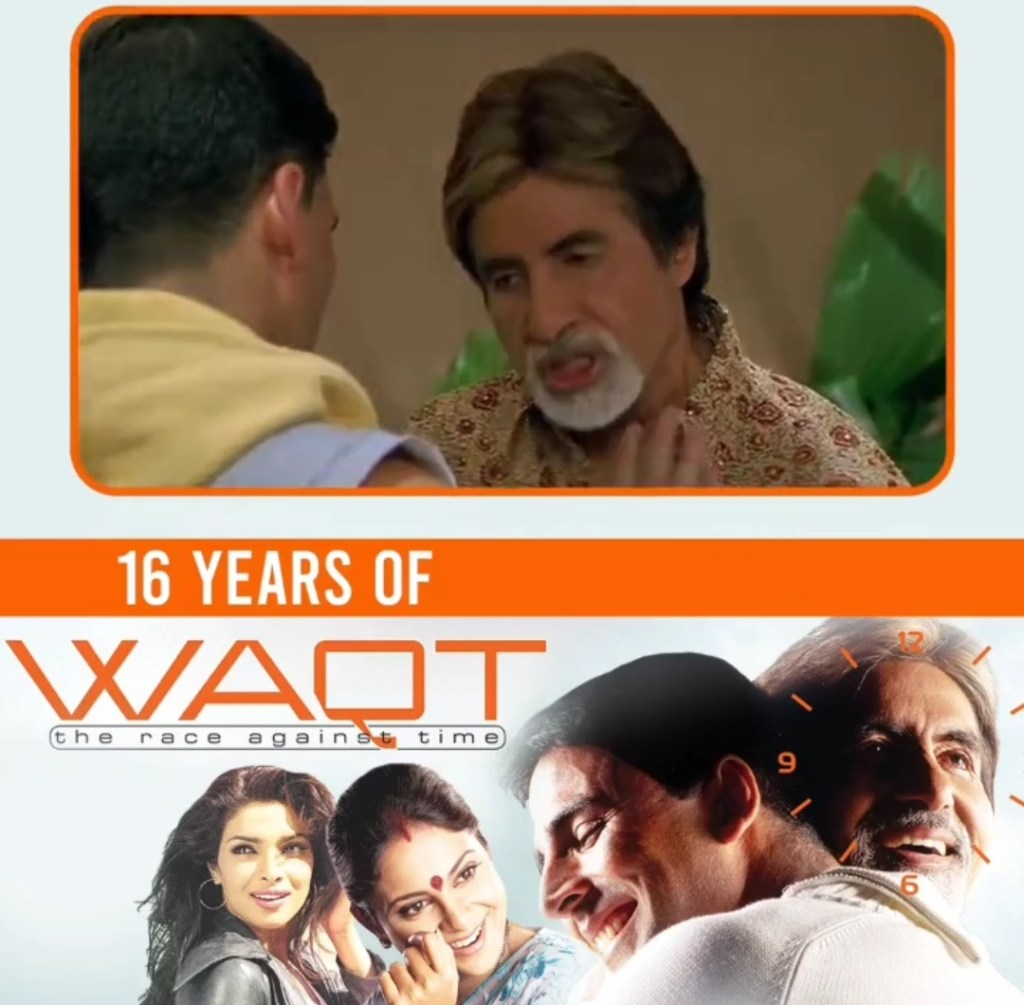 """""""Both Amitji and Akshay were willing to waive off their fees for the film,"""" Informs Vipul Amrutlal Shah As 'Waqt – The Race Against Time' Clocks in 16 Years Today!"""