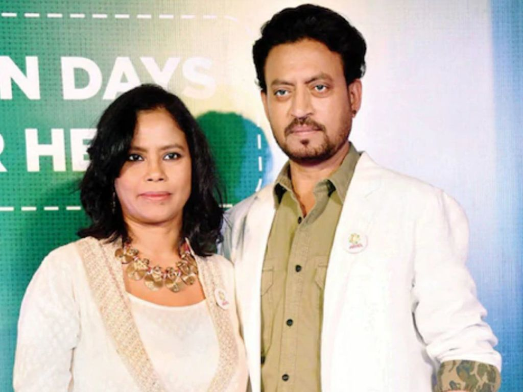 Irrfan Khan Death Anniversary: Wife Sutapa Put Her Heart Out Through An Emotional Note