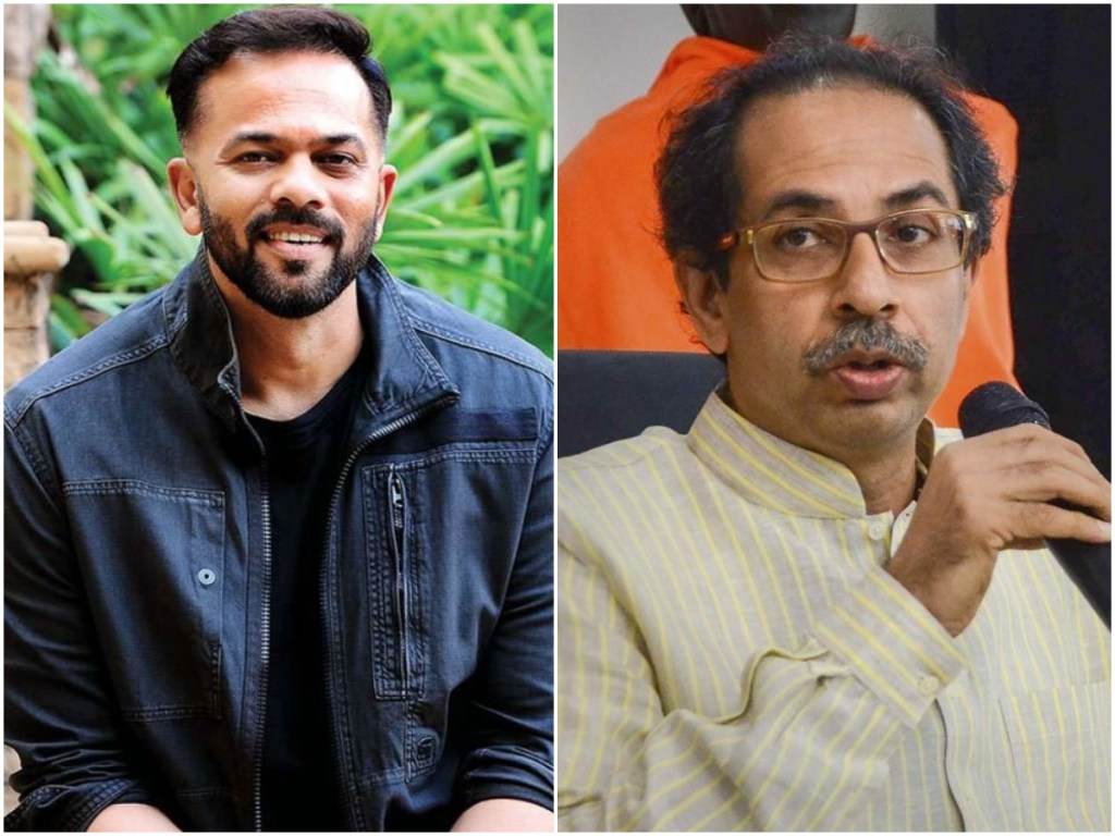 CM Uddhav Thackeray Virtually Meets Rohit Shetty And Other Stakeholders Of Cinema Business Ahead Of Maharashtra Lockdown!