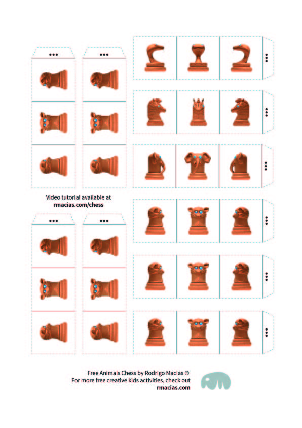 graphic regarding Game Pieces Printable identify 1-orange-areas-of-cost-free-printable-board-sport-pets-chess